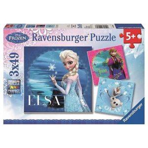 092697 ELSA ANNA&OLAF