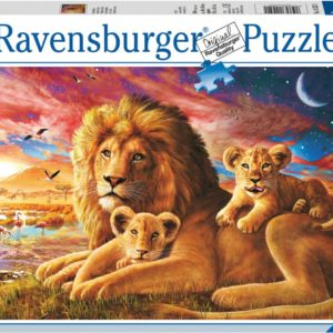 142521 LION FAMILY